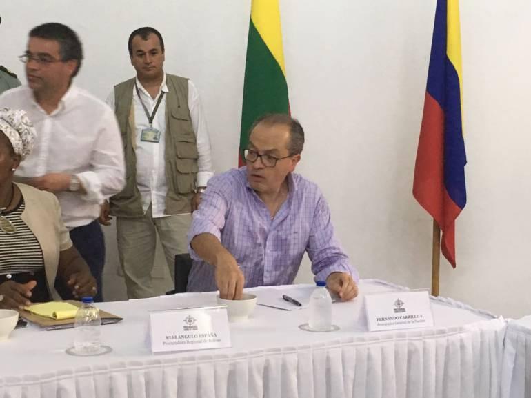 Investigación por tragedia de Blas de Lezo: Por falta de garantías, investigación sobre tragedia de Blas de Lezo se traslada a Bogotá