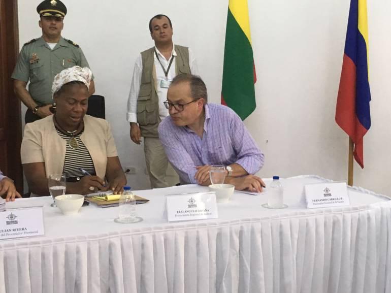 Procuraduría asume defensa de víctimas de edificio colapsado en Cartagena: Procuraduría asume defensa de víctimas de edificio colapsado en Cartagena