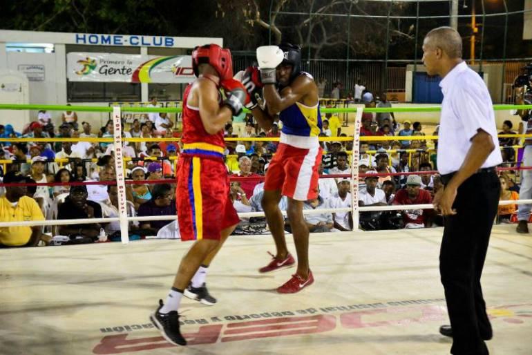 IDER realizará la segunda parada mixta de boxeo en Cartagena: IDER realizará la segunda parada mixta de boxeo en Cartagena