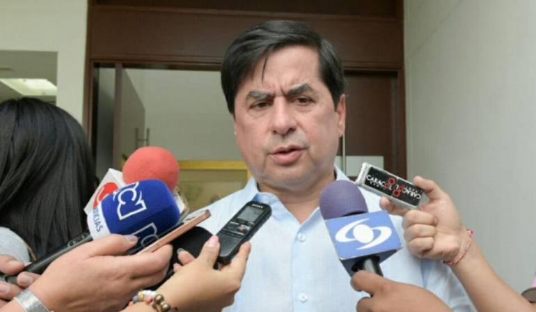 Ministro del interior cumple agenda en norte de santander for Agenda ministro del interior
