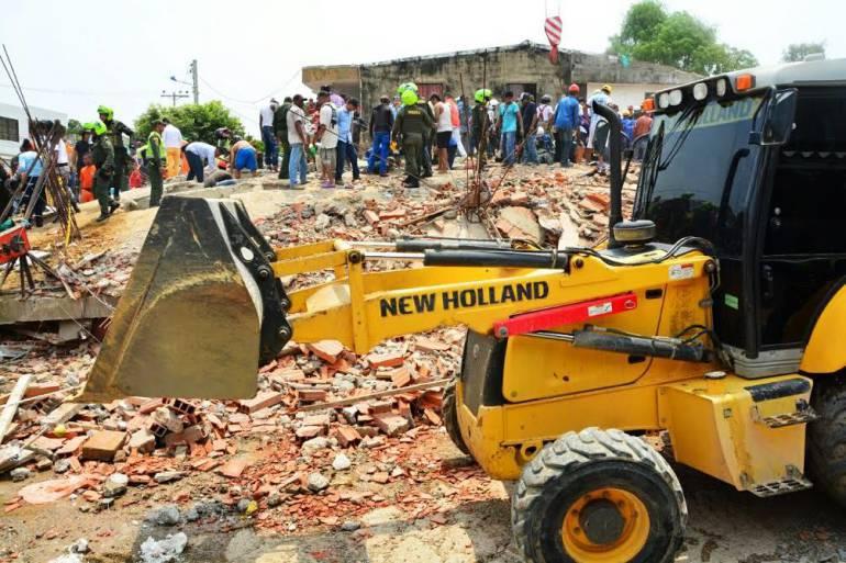 Procuraduría toma primeras decisiones en el caso de la tragedia de Cartagena