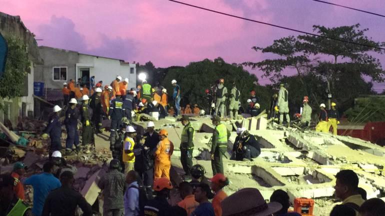 Corrupción en tragedia de Blas de Lezo: La trama de corrupción tras colapso de edificio en Cartagena