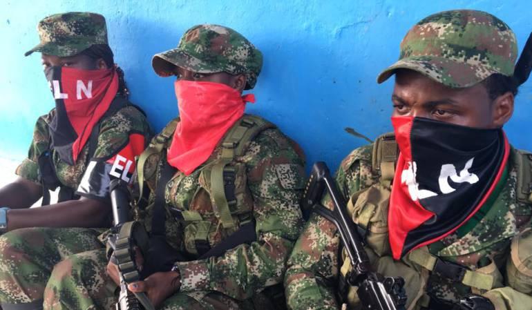 Grupo armado secuestró a ocho personas en el oeste de Colombia