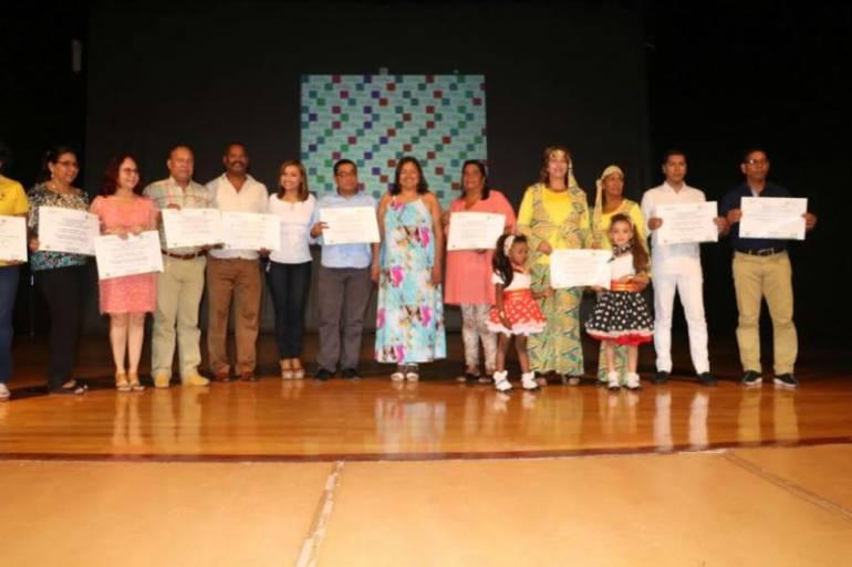 Premiadas instituciones ganadoras del Festival Escolar de Música y Danza 2016 en Cartagena: Premiadas instituciones ganadoras del Festival Escolar de Música y Danza 2016 en Cartagena