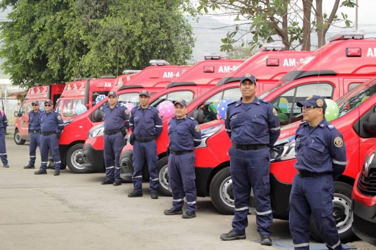 Bomberos deben cambiar su objeto social para habilitar ambulancias
