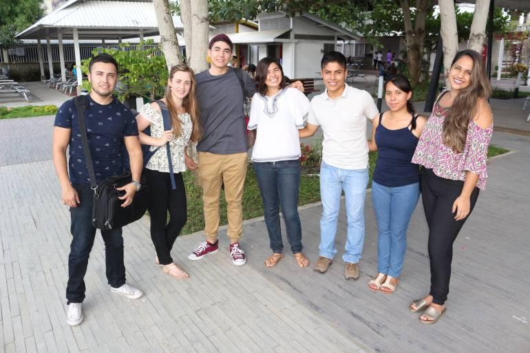 La UPB promueve programas de Intercambio Estudiantil