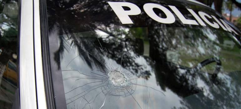 Tres policías heridos deja presunto ataque del Clan del Golfo en Córdoba