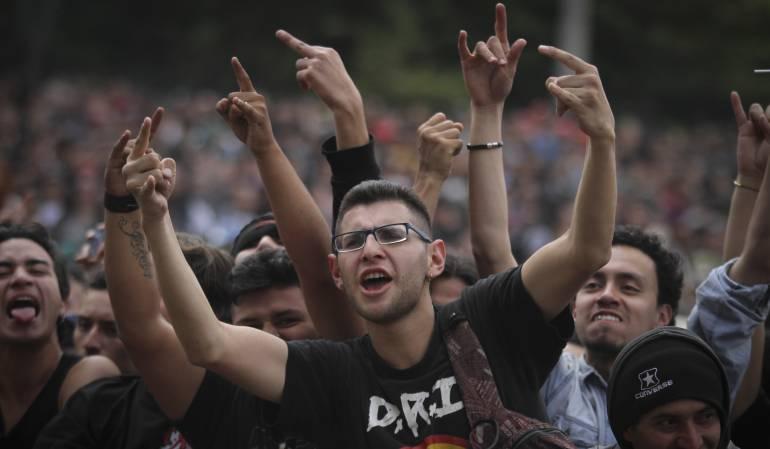 Paul Gillman Rock al Parque: Invitación de artista venezolano a Rock al Parque fue cancelada por temas de orden público