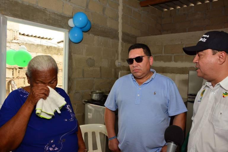 Corvivienda le reconstruyó casa a madre cartagenera que vivía en extrema pobreza: Corvivienda le reconstruyó casa a madre cartagenera que vivía en extrema pobreza