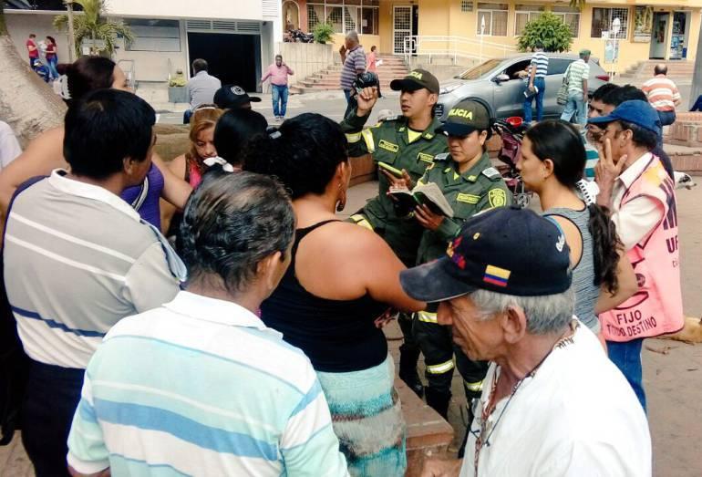 ASESINATO MUJER, SUICIDIO, TRAGEDIA: En el día de la madre asesinan una mujer en Girón, Santander