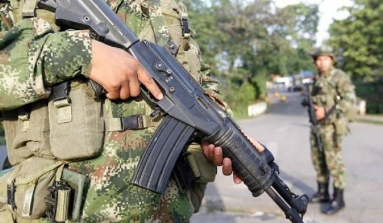 Muere soldado herido en el Catatumbo, tras emboscada del Eln