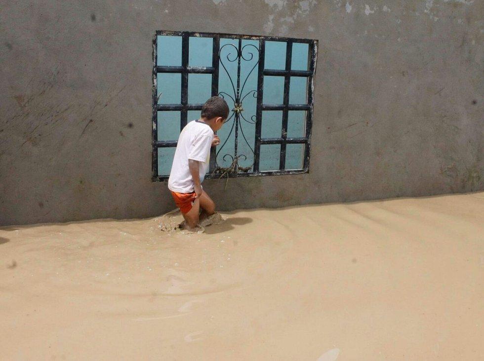 En las últimas horas se declaró calamidad pública en la capital del Meta por los estragos causados por la fuerte ola invernal.