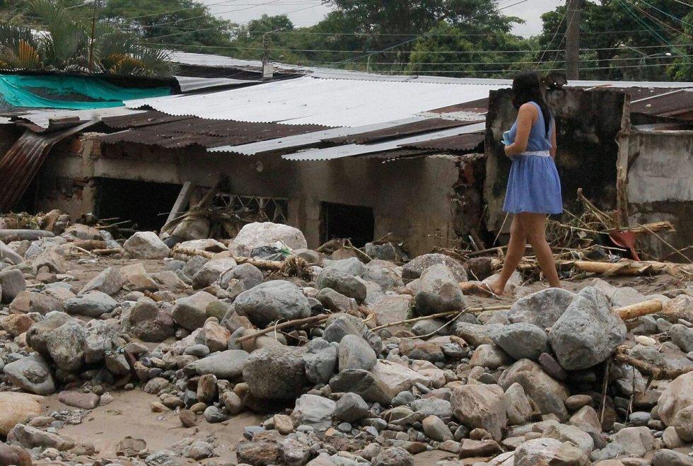 En el sector del hogar San Camilo por creciente del caño La Cuerera se reportaron afectaciones, en La Reliquia por desbordamiento del caño Maizaro, y hay afectación en la vía a la vereda El Carmen.