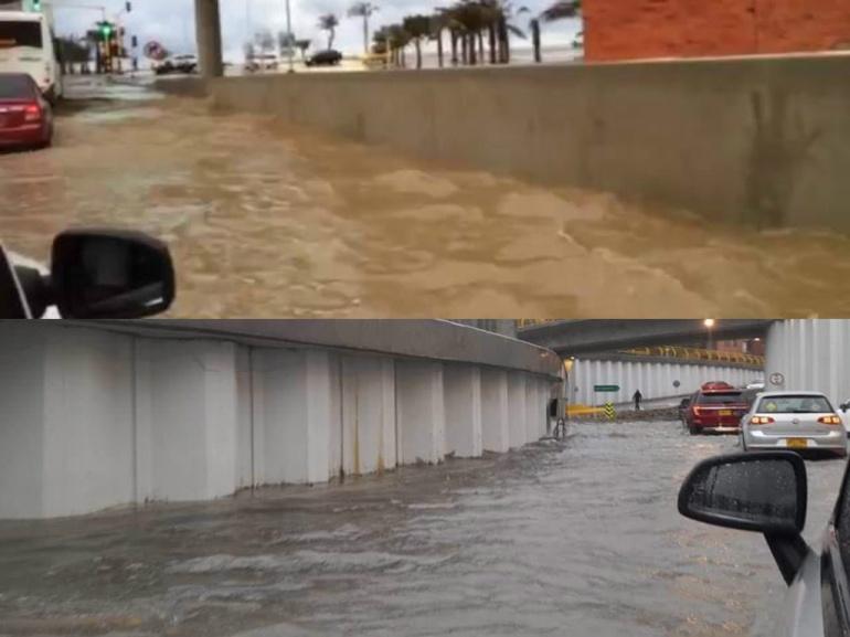 Emergencias por lluvias: No hay causas comunes entre la inundación del deprimido de la 94 y el Túnel de Crespo