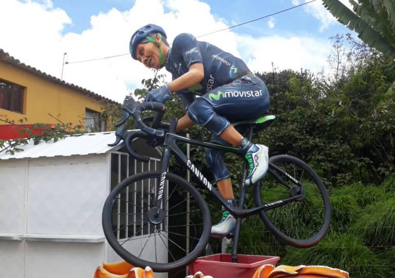 Nairo Quintana: Cómbita conmocionado con triunfo de Nairo Quintana en etapa del Giro de Italia