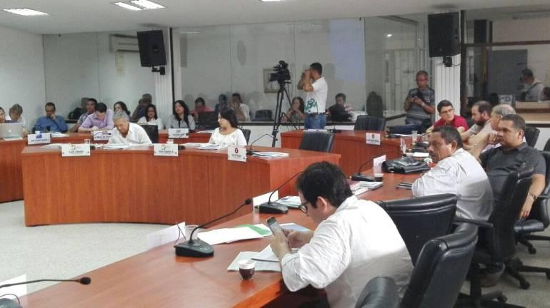 El concejal Juan Camilo Fuentes espera que su proposición sea aceptada por sus colegas