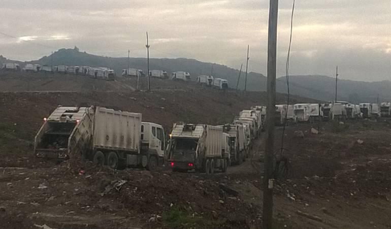 Relleno sanitario Doña Juana: Advierten posible deslizamiento en Doña Juana