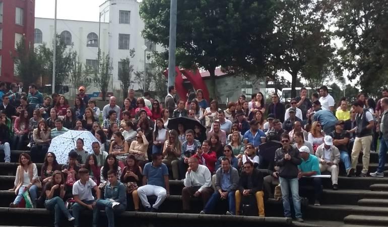 movilización; paro; Manizales;: En Manizales se unirán a la jornada nacional de paro estatal
