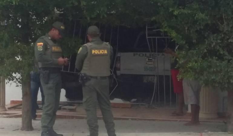 Asesinan a un policía en Sincelejo: Asesinan a un policía en Sincelejo al parecer por plan pistola