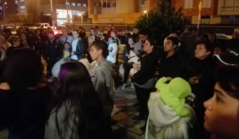 Policía rescata a mascota víctima de maltrato animal en Bogotá