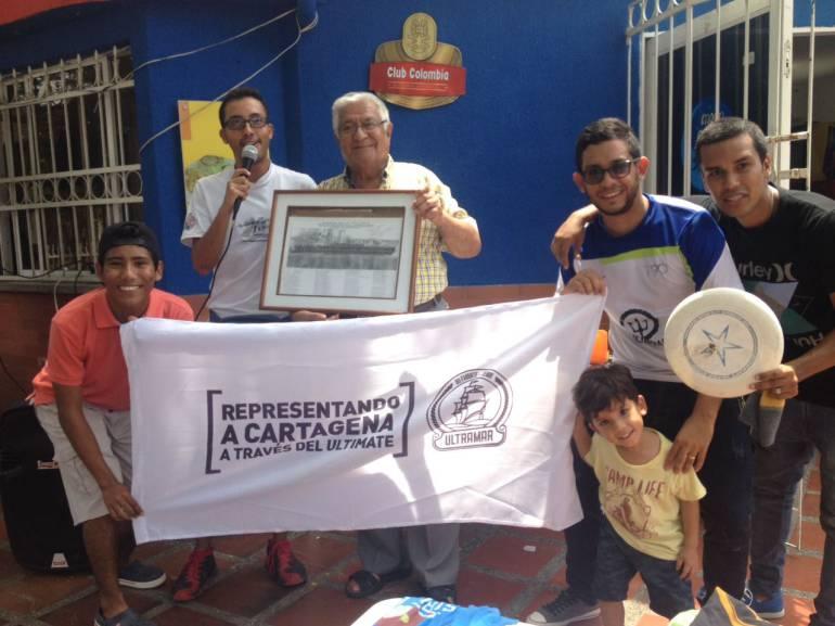 Ultimate frisbee en Cartagena: El ultimate frisbee busca apoyo y masificación en Cartagena