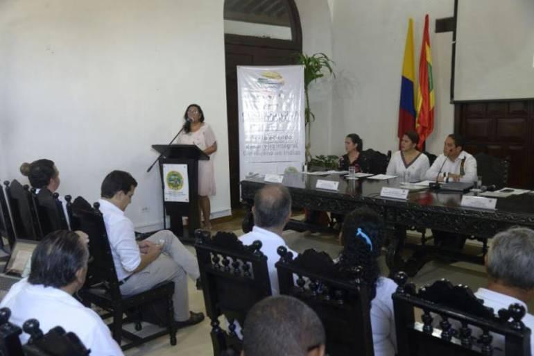 Balance positivo de Mesa de Cooperación y Alianzas del Distrito de Cartagena: Balance positivo de Mesa de Cooperación y Alianzas del Distrito de Cartagena