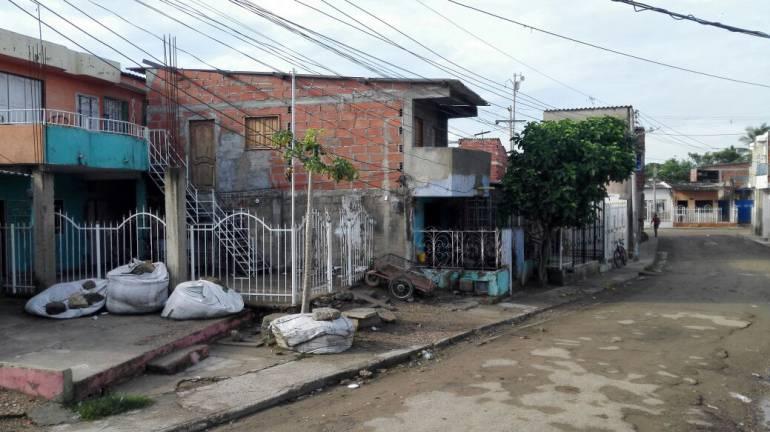 Habitantes del barrio Ceballos denuncian que Fiscalía congeló escrituras de sus casas: Habitantes del barrio Ceballos denuncian que Fiscalía congeló escrituras de sus casas