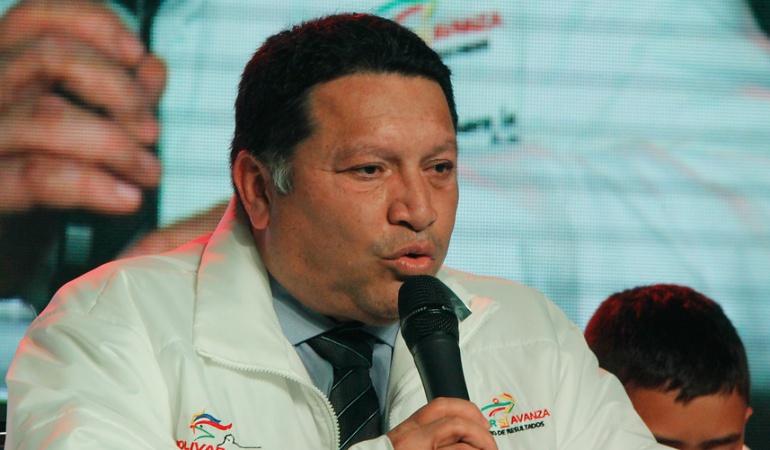 Suspenden a Manuel V. Duque: Suspenden a alcalde de Cartagena Manolo Duque