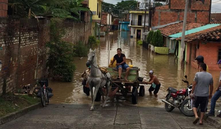 50 nuevas familias, más de 200 personas, recibieron órdenes de evacuación