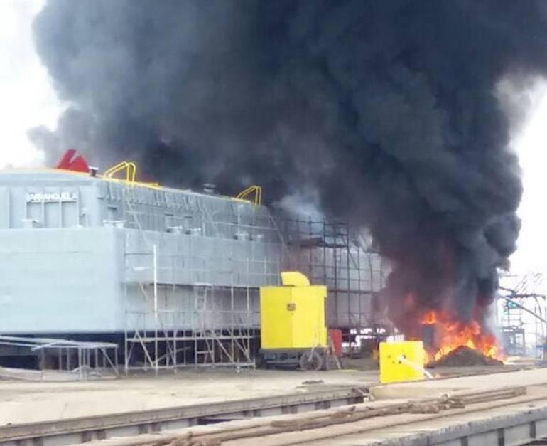 Explosiones en Cartagena: Investigan coincidencias y similitudes en las explosiones de Cartagena