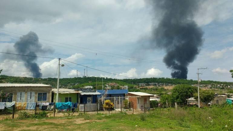 Explosiones en Cartagena: Se incrementa a siete el número de muertos por explosiones de Cartagena