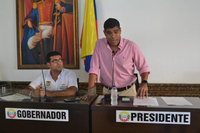 Asamblea de Bolívar estudió cuatro proyectos de ordenanza en sesiones extraordinarias: Asamblea de Bolívar estudió cuatro proyectos de ordenanza en sesiones extraordinarias