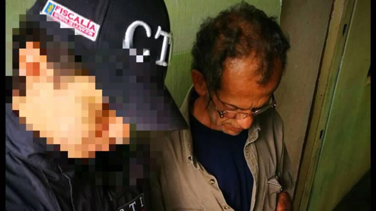 Hernán Ramírez Carvajal, es señalado de asesinar a Jessica Ketrine, estudiante de enfermería. Su culpabilidad aún no se ha demostrado.