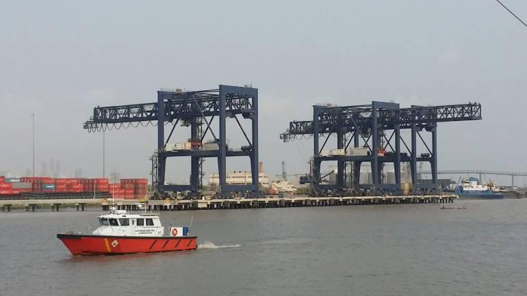 Canal de Acceso al Puerto de Barranquilla