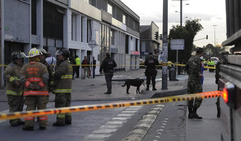 Plan Pistola: Alcaldía pide a los bogotanos estar alerta por amenaza de atentados