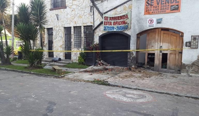 Fecode dice que atentado con explosivos era en su contra