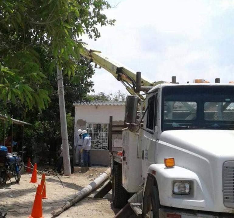 Electricaribe corta energía a Alcaldía de Cicuco: Electricaribe corta energía a Alcaldía de Cicuco