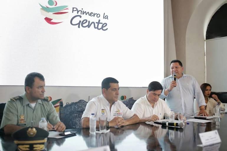 Consejo Gremial de Bolívar envió mensaje de preocupación a la Procuraduría: Consejo Gremial de Bolívar envió mensaje de preocupación a la Procuraduría