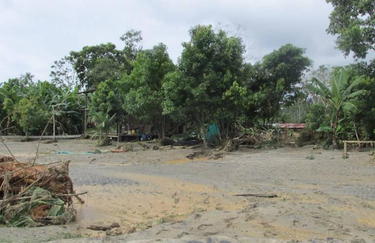 inundaciones invierno Antioquia: Unos 42 mil damnificados dejan las lluvias e inundaciones en Antioquia