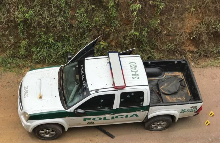 CLAN DEL GOLFO ATAQUE NECOCLI ANTIOQUIA POLICIA: Clan del golfo ataca a patrulla de la Policía en Necoclí, Antioquia