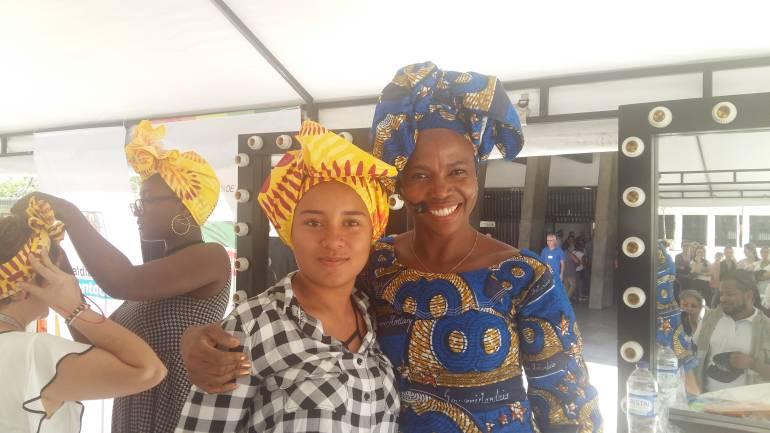 Conmemoración de afrocolombianidad en Medellín