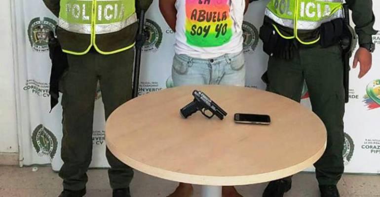 Capturan delincuente que había hurtado en centro comercial de Cartagena: Capturan delincuente que había hurtado en centro comercial de Cartagena