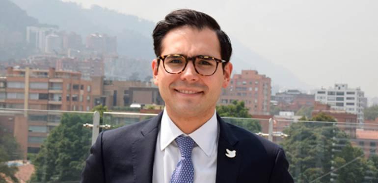 Sergio Londoño Zurek, nuevo alcalde encargado de Cartagena