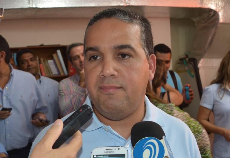 Congresista Pereira resalta labor de Londoño Zurek al frente de la APCI: Congresista Pereira resalta labor de Londoño Zurek al frente de la APCI
