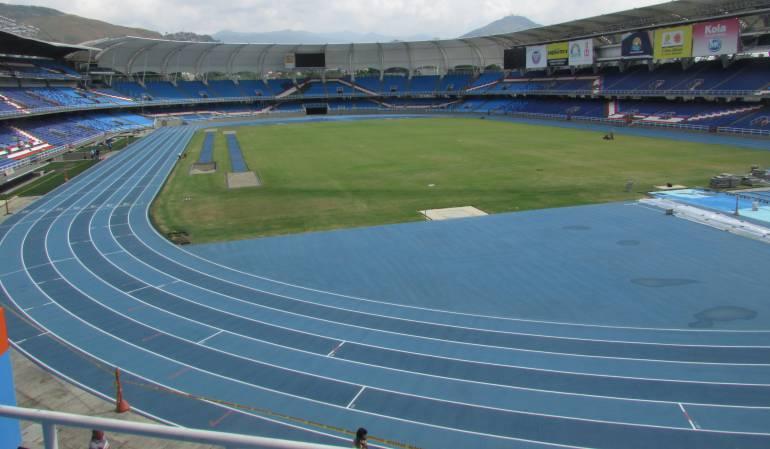 F tbol de cali a partir del primero de julio se prestar for Puerta 20 estadio racing