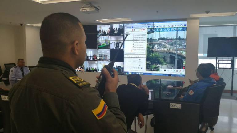 Asalto: Frustran asalto a edificio del oeste caleño