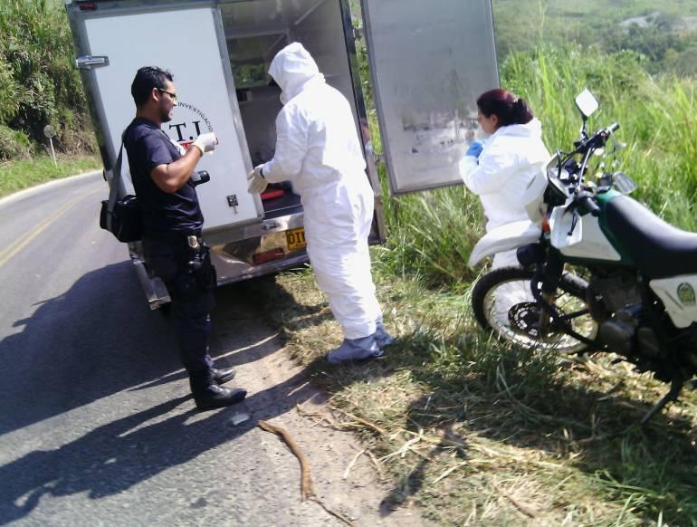 Hallaron muerto a un taxista que habían reportado como desaparecido en Chiquinquirá: Hallaron muerto a un taxista que habían reportado como desaparecido en Chiquinquirá