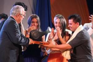 Entre bambucos y pasillos, el dueto quindiano ganó en Ginebra Valle del Cauca