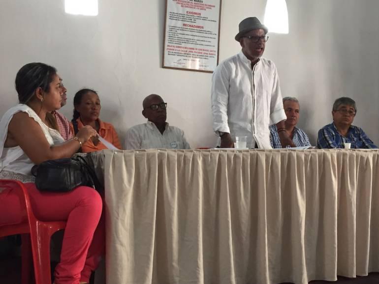 Este miércoles docentes de Bolívar participan de la toma a Barranquilla: Este miércoles docentes de Bolívar participan de la toma a Barranquilla