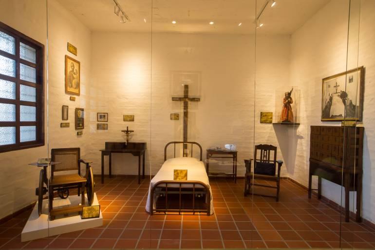 Presentan primer producto turístico religioso Santa Laura Montoya Upegüi